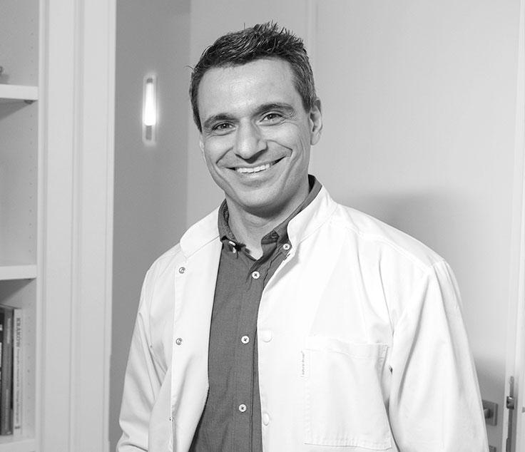 Δερματολόγος Νίκος Ζαπάρας - Σέρρες